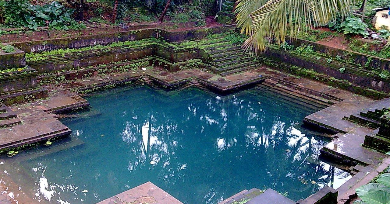 Sreedharan Nambiars pool